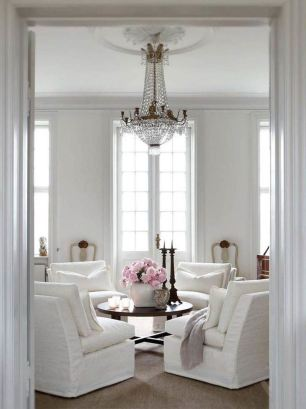 french-empire-chandelier-living-room-seating-group-armchairs